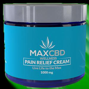 organic cbd cream
